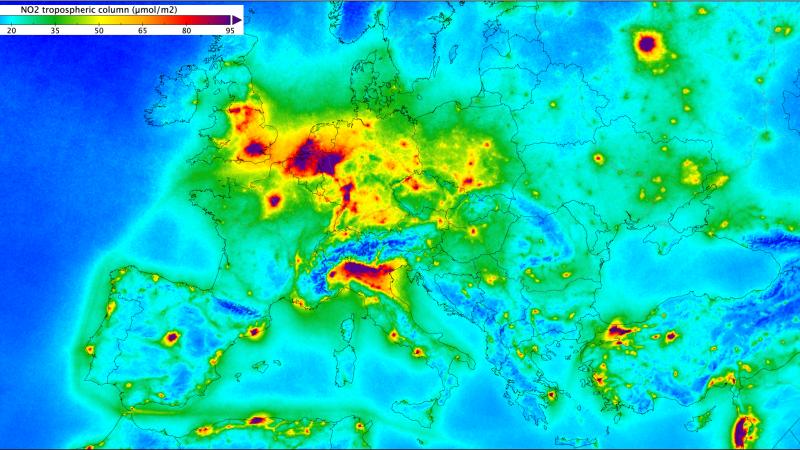 European N2O Pollution