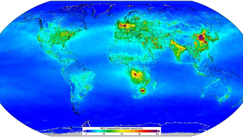 World N2O Pollution